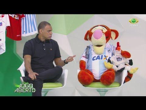 Íntegra Jogo Aberto - 05/10/2017