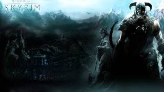 The Elder Scrolls V Skyrim -  The Streets of Whiterun (Soundtrack Music OST)