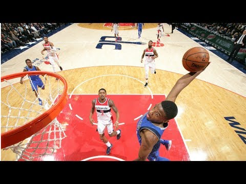 Best NBA Dunks of the Month | November 2017