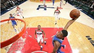 Best NBA Dunks of the Month | November 2017