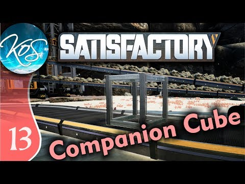 Repeat Satisfactory Ep 12: LAGFEST - Megabase Above the