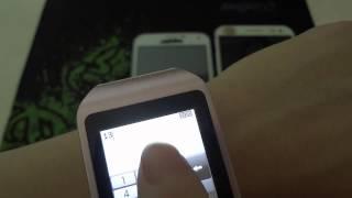 Best Samsung Galaxy Gear 2 clone -  HDC Galaxy Gear 2