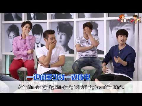 [Vietsub-HKST] 04/08/2014 Nhóm Nhạc Tột Đỉnh/The Ultimate Group - Super Junior