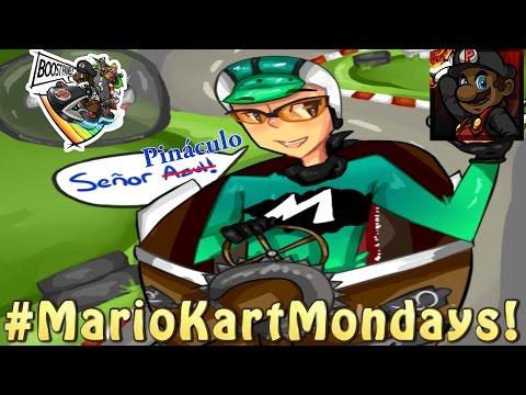 Playing in PKSparkxx' Tough Brakes Live! - #4 #MarioKartMondays