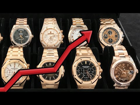 Gold Prices Soar - Will Your Gold Watch Do Too?!