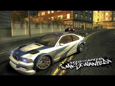 Още една класика.. - Need For Speed Most Wanted #1