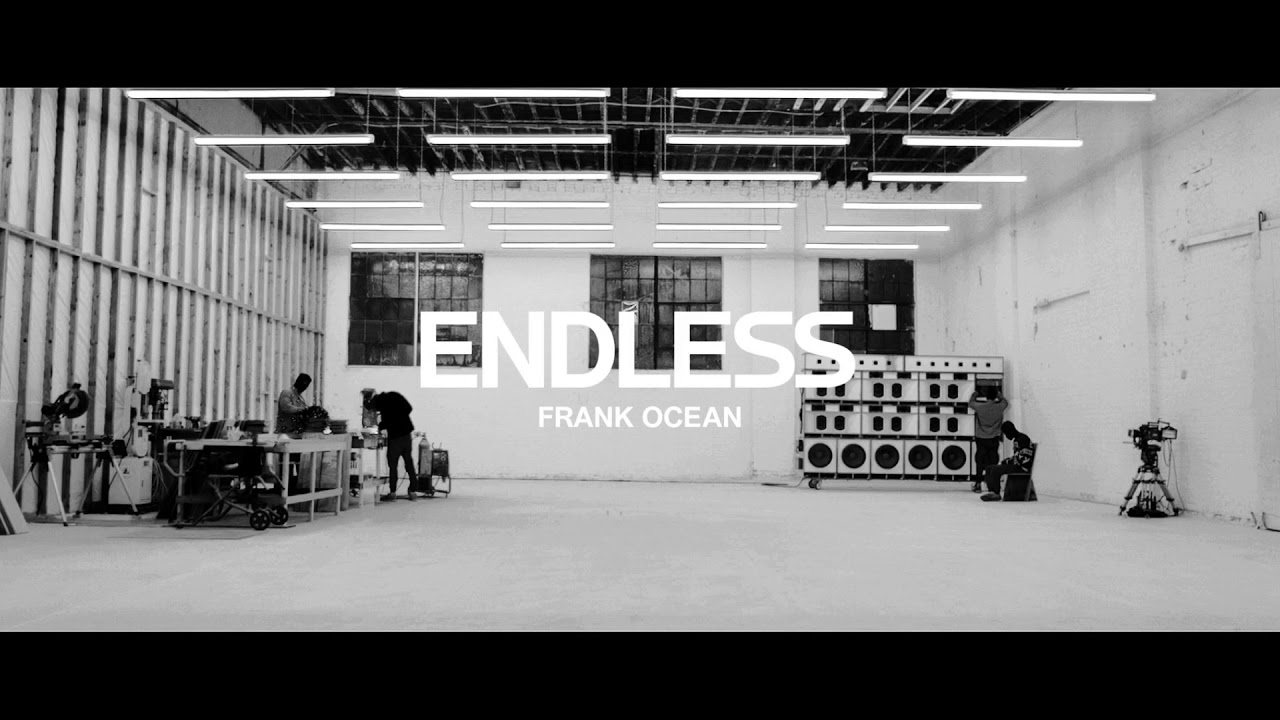 Download Frank Ocean – Rushes/Rushes to