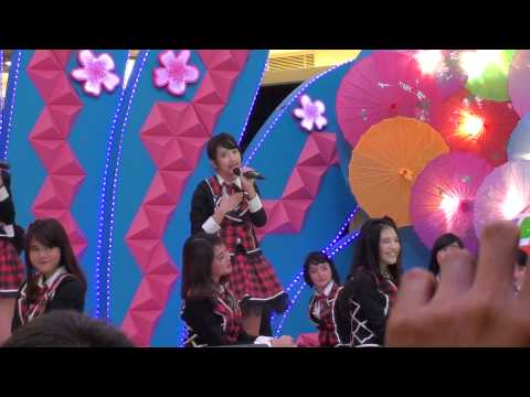 [FANCAM] JKT48 Tim J - Takane No Ringo at Baywalk Nippon Fest