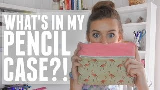 One of Rachel Catherine's most viewed videos: WHAT'S IN MY PENCIL CASE?! | 2016!