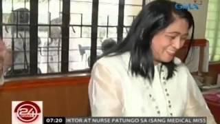 24Oras: Binatilyong na-stroke, nakapagtapos sa high school sa kabila ng hirap na kalagayan