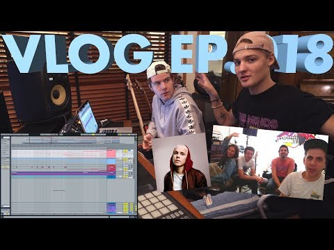 "How We Made ""So Close"" With Felix Jaehn Ft. Georgia Ku And Captain Cuts (NOTD Vlog: Episode 018)"