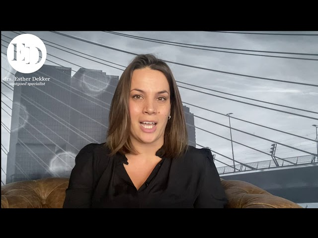 Kanaaltrailer Vastgoed Podcast drs. Esther Dekker