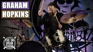 GRAHAM HOPKINS | UK Drum Show 2018