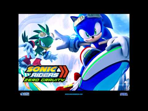 Sonic Riders Zero Gravity - Un-Gravitify (Instrumental + MP3 Download Link)