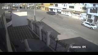 Robo vivienda Ciudad Jardín-Ilo-Moquegua el 29-07-2015