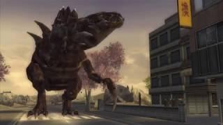 Destroy All Humans! 2 - PS4 Pro Walkthrough Mission 16: Kojira Kaiju Battle