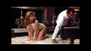 """WHO'S BEEN SLEEPING IN MY BED?"" Dean Martin, Elizabeth Montgomery. 12-25-1963. (HD HQ 1080p)"