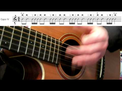Big Iron - Marty Robbins (lesson)