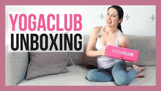 YogaClub Unboxing & Review!