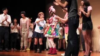 2013/08/23 笑いの苺 エンディング 出演 石井てる美、石出奈々子、一杯...