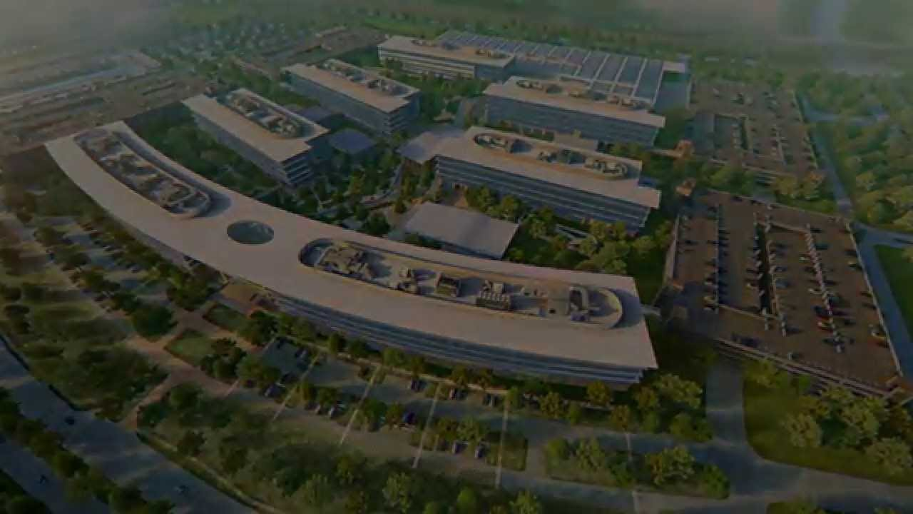 Toyota Plano Headquarters >> Toyota's new North American headquarters in Plano - YouTube