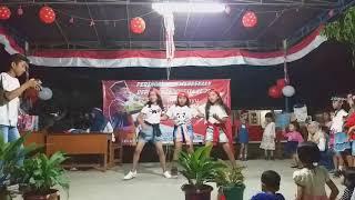 DANCE GOYANG 2 JARI