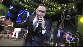 Masa y la Big Band Tipica Fiesta Fin de Año Grupo Telemicro 2018