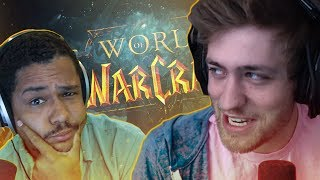 World of Warcraft TRIVIA! WHO KNOWS MORE? Sodapoppin vs. NMP