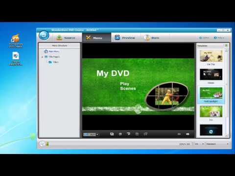 Preview and burn BitCometFrostWire to DVD