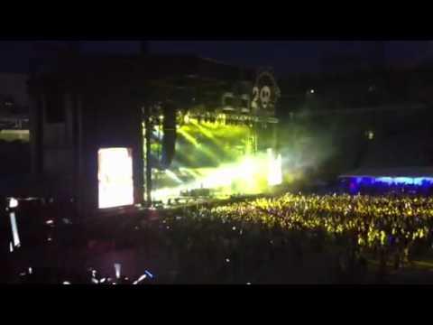 DJ Tiesto @ H20 Music Festival - Dallas, TX