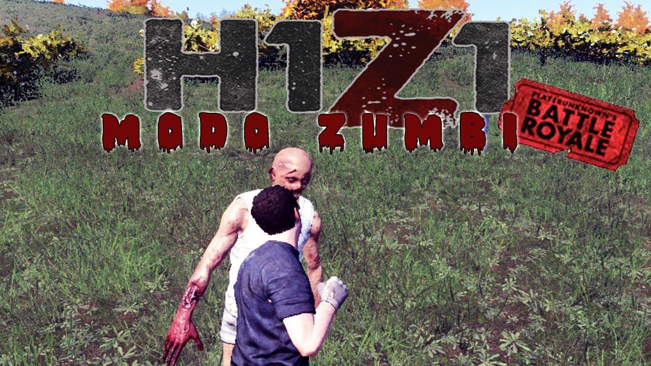 H1Z1 Battle Royale Br Zombies Parte 2# VITORIA - YouTube