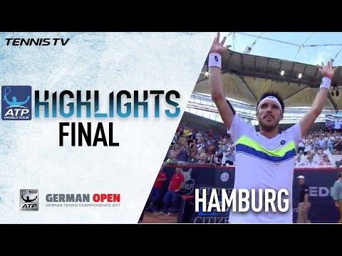 Highlights: Mayer Claims Second Hamburg Title 2017