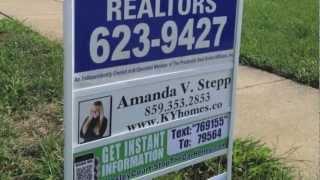 All About Amanda V. Stepp, Full Time Broker Associate, Realtor, Richmond, KY