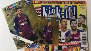 Just Kick It Magazin Nr 3 2019 Mit XXL Karte Fifa 365 2019