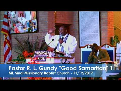 "MSMBC ""Good Samaritan"" Part 1 11/12/17"