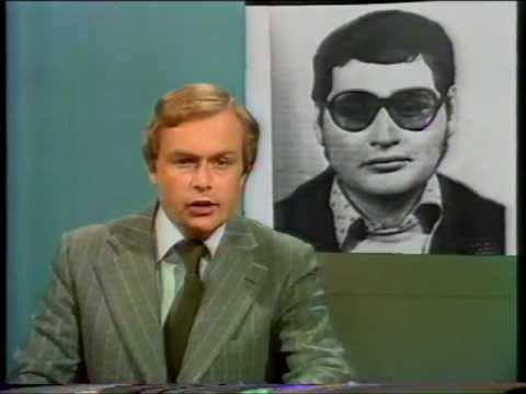 Carlos the Jackal - ITN News report (1978)