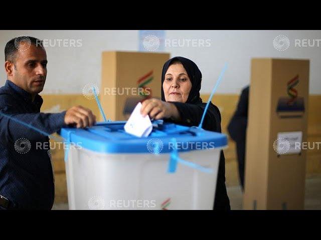 <h2><a href='https://webtv.eklogika.gr/irak-krisimo-dimopsifisma-gia-tin-anexartisia-ton-kourdon' target='_blank' title='Iράκ: Κρίσιμο δημοψήφισμα για την ανεξαρτησία των Κούρδων'>Iράκ: Κρίσιμο δημοψήφισμα για την ανεξαρτησία των Κούρδων</a></h2>