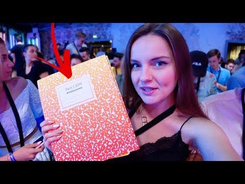 Второй день в Париже! Вечеринка у бассейна Youtube Creator Summit 2019