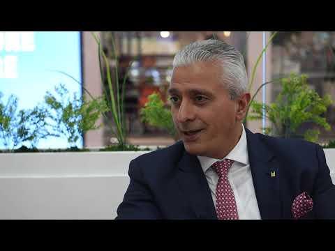 Kevork Deldelian, chief operating officer, Millennium Hotels & Resorts