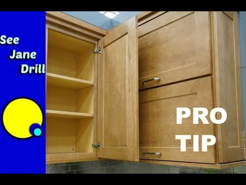 install kitchen mount wall to how high walls cabinets cabinet on hanging plaster