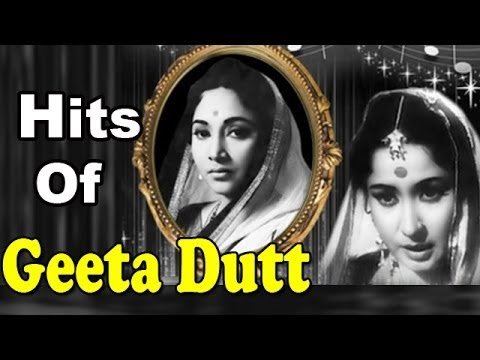 Superhit Songs of Geeta Dutt - Evergreen Old Bollywood Songs - Vol 2