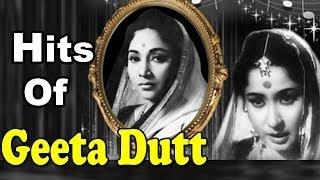 Superhit Songs of Geeta Dutt - Evergreen Old Bollywood Songs - Vol 2