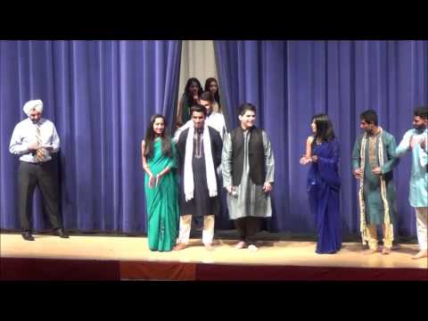 68th India Republic Day Celebrations in Bakersfield by IASJV - 020417