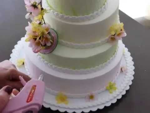 How To Make Fake Cake For A Bridal Shower