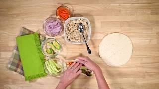 Tuna Wrap Recipe