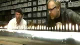 MythBusters - Rubens' Flaming Tube