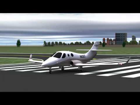 Stratos 714 - A Pilot's Aircraft