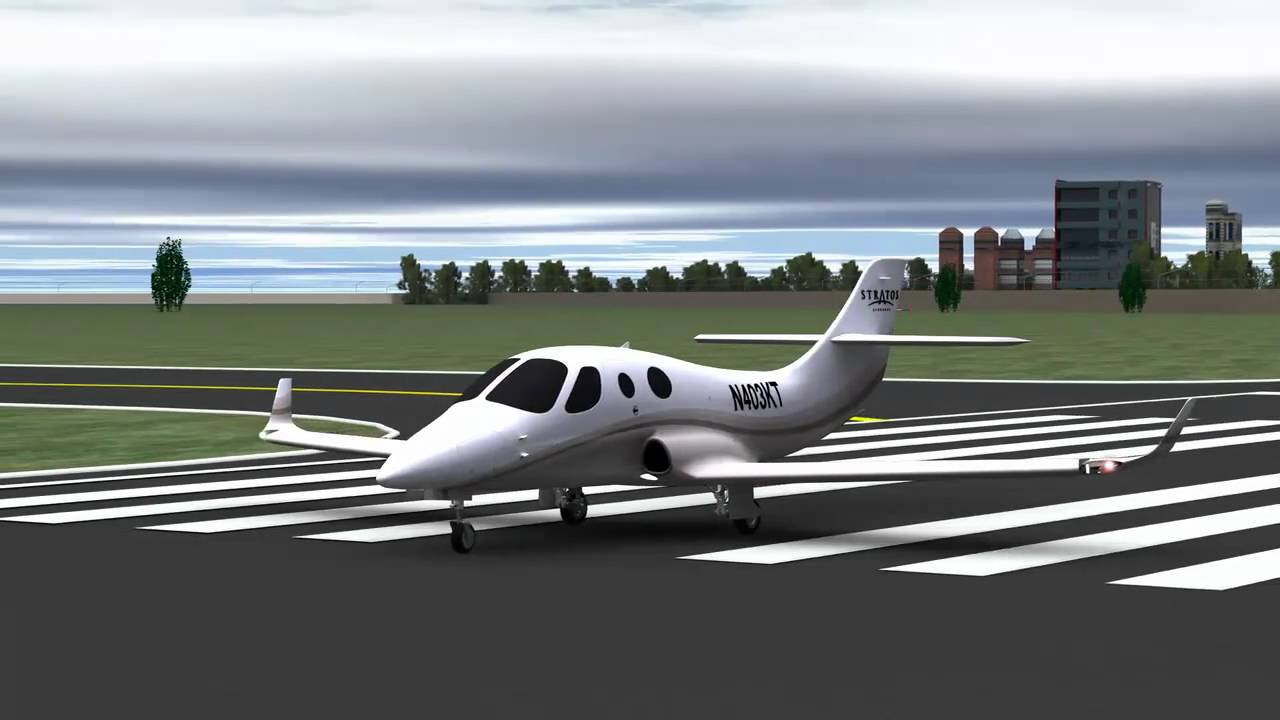 Stratos 714 Very Light Jet Unveiled At Oshkosh - Plane & Pilot ...