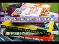 Essential Art Books To INSPIRE ARTISTS & INCREASE YOUR MAD SKILLS! #artbooks