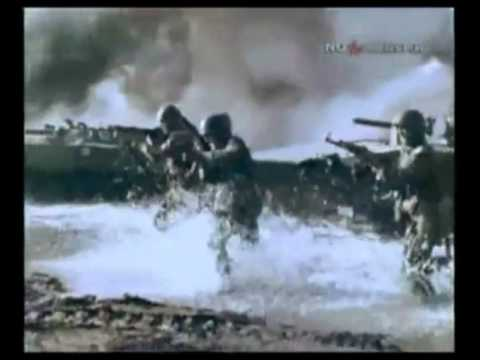 Soviet armed forces in action rare footage